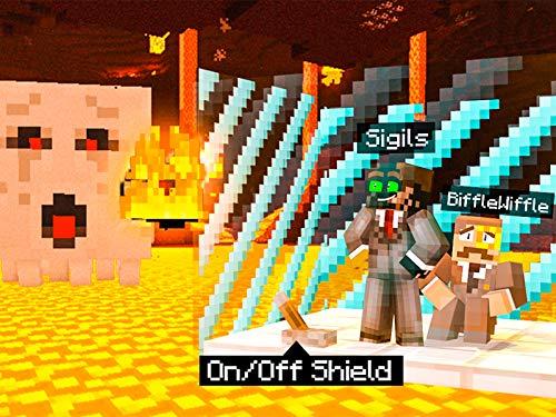 Clip: Building a Ghast Shield