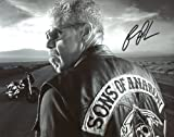 Ron Pearlman Signed / Autographed Sons of Anarchy 8x10 Glossy photo. Includes FANEXPO Certificate of Authenticity and Proof. Entertainment Autograph Original.