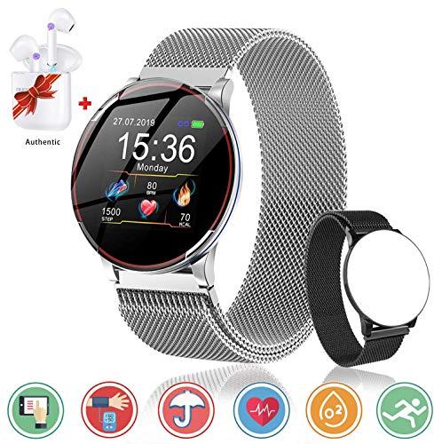 Smartwatch Reloj Resistente Hombre Mujer Niños Monitor