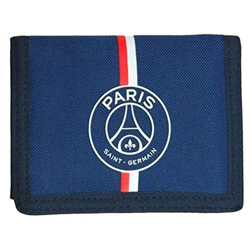 PSG - Cartera oficial Paris Saint-Germain Trifold - Azul