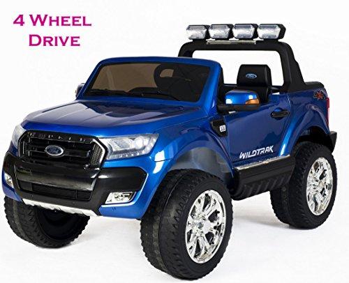 Epic Ford Wildtrak Ranger Pickup 4WD (4 motores potentes individuales) SUV –...