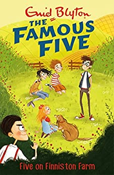 Five On Finniston Farm: Book 18 (Famous Five series) by [Enid Blyton]