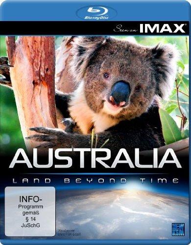 Seen on IMAX: Australia - Land Beyond Time [Blu-ray] [Alemania]