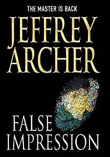 False Impression [Mass Market Paperback] by Archer, Jeffrey