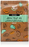 Marca Amazon - Happy Belly Mezcla de frutas deshidratada, 500 g