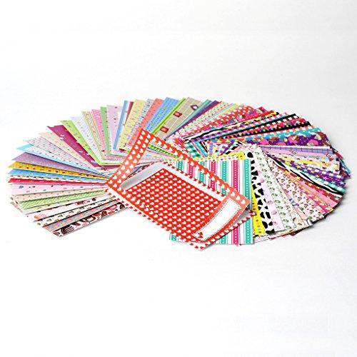 Borde adhesivo decorativo para fotos en papel de foto 2x3 para Kodak Mini & Kodak Dock Instant Printer Pictures Projects - Pack de 100