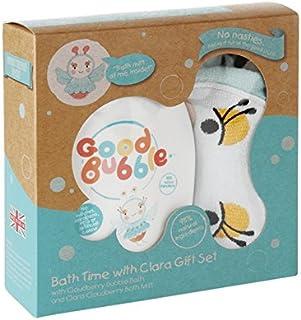 Good Bubble Clara Cloudberry Gift Set 550g (Pack of 2) - 良いバブルクララクラウドベリーギフトセット550グラム (x2) [並行輸入品]
