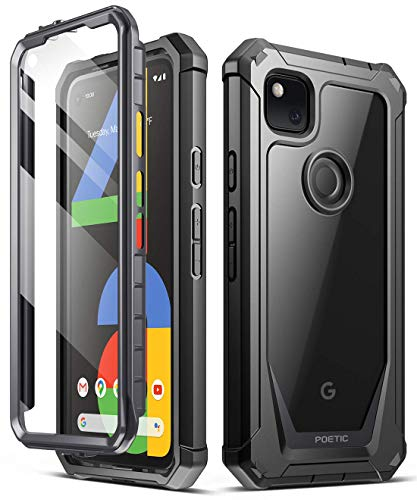 Poetic Guardian Series Case Designed for Google Pixel 4A,