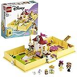 LEGO Disney Princess - Cuentos e Historias: Bella, Set de Construcción, Libro de Juguete de la...