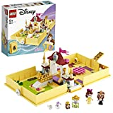 LEGO 43177 - Belle Märchenbuch, Disney Princess, Bauset