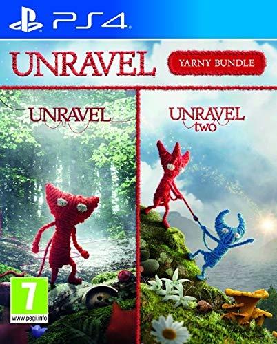 Unravel: Yarny Bundle PS4 - PlayStation 4 [Importación inglesa]