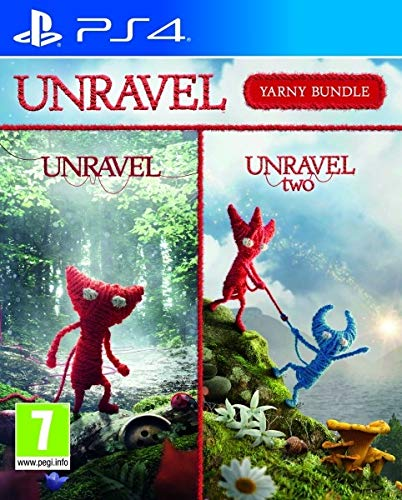 Unravel: Yarny Bundle PS4 (PS4)