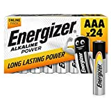 Energizer Alkaline Power AAA, paquete de 24 pilas