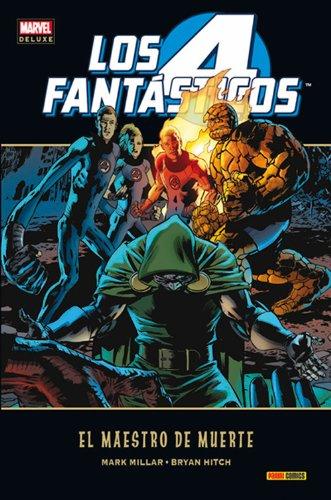Los 4 Fantásticos. El Maestro De Muerte (Gold Omnibus 4 Fantasticos)