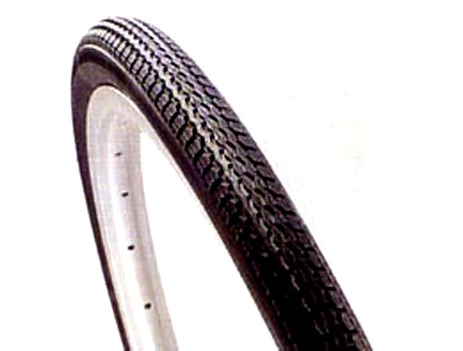 バンジョーシャービジネスシンコー タイヤ?チューブセット1本巻 26×13/8 ブラック Y-2832