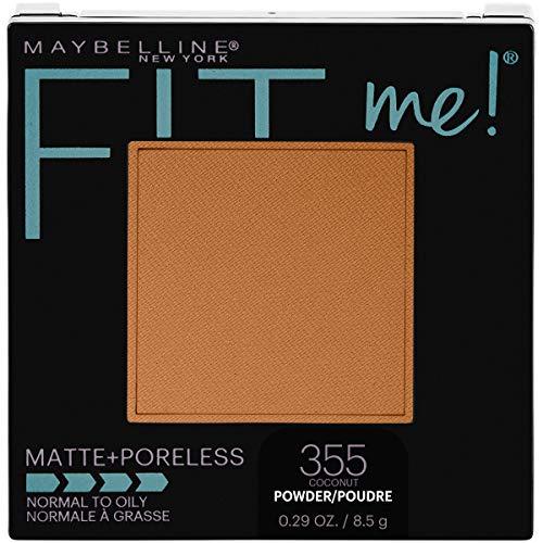 MAYBELLINE Fit Me Matte + Poreless Powder - Coconut 355