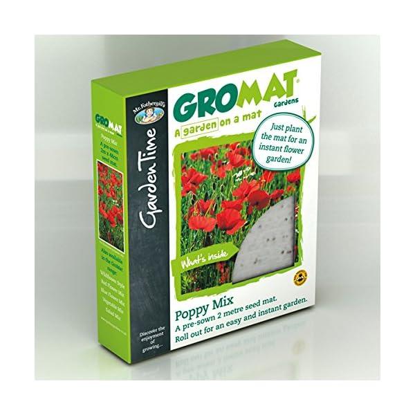 GroMat 25157 Mr Fothergill's Poppy