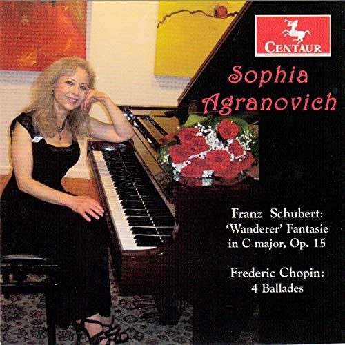 Schubert:Wanderer Fantasie in
