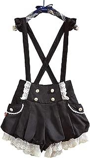 lolita suspender shorts