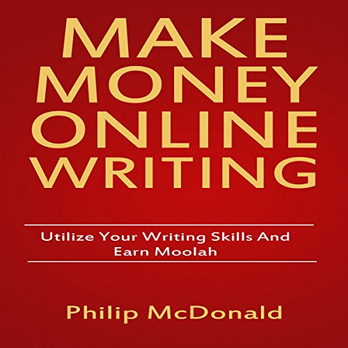Make Money Online Writing audiobook cover art