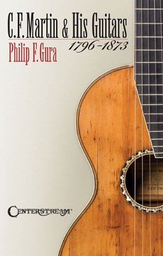 C.F. Martin & His Guitars, 1796-1873