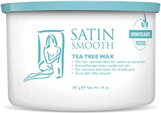 Best satin smooth cream wax Reviews