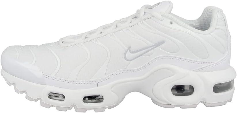 Amazon.com | Nike Air Max Plus (gs) Casual Running Shoes Big Kids ...