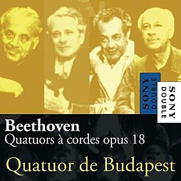 Beethoven: String Quartets, Op. 18 Nos. 1-6