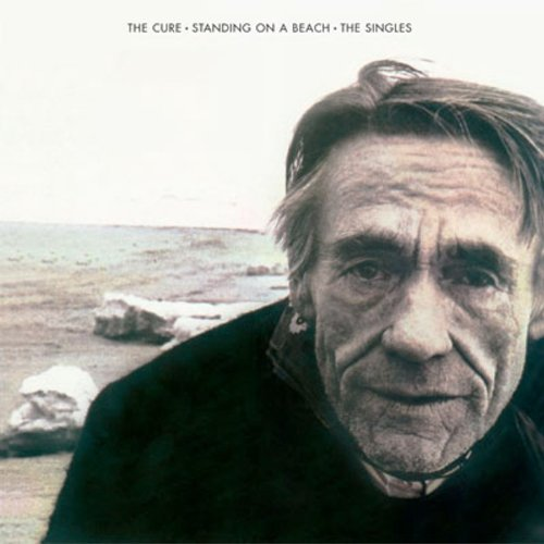 THE CURE-STANDING ON A BEACH-THE SINGLES VINYL LP[FIXH12 1986