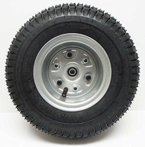 Razor Dirt Quad 12' Front Wheel Complete w/Bearings V19+