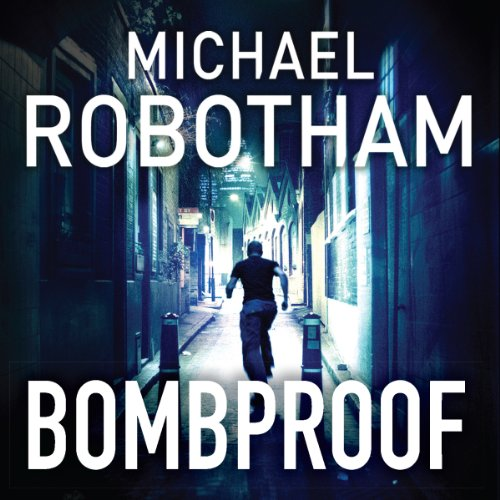 Bombproof audiobook cover art
