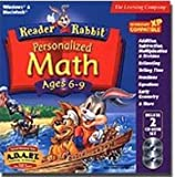 Reader Rabbit Personalized Math Ages 6-9 (2 CD Set)