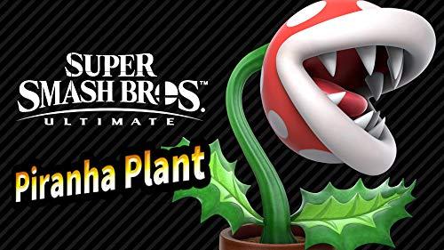 Super Smash Bros. Ultimate - Piranha Plant DLC - Nintendo Switch [Digital Code]