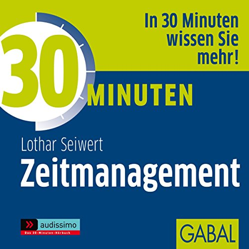 30 Minuten Zeitmanagement cover art