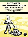 Automate the boring stuff. Python introduction book.