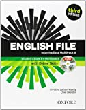 English File third edition: English File Intermediate: Multipack B with iTutor and Online Skills 3rd Edition: The best way to get your students talking