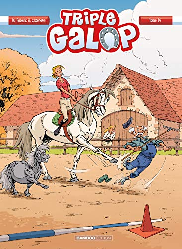 Triple Galop - tome 14