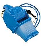 Fox40 Sonik CMG Safety neon gelb Trillerpfeife+ Break-Away Sicherheits-Pfeifenschnur gelb -
