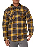Volcom Men's Field Insulated Flannel Jacket