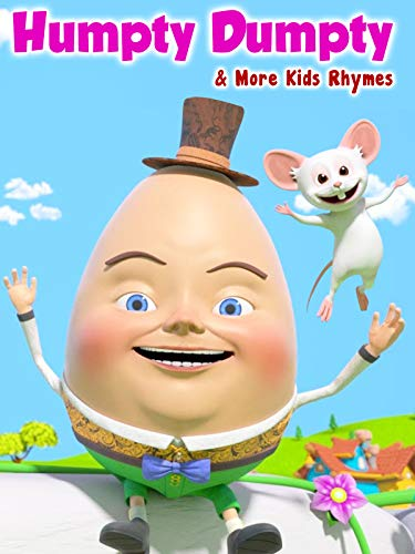 Humpty Dumpty & More Kids Rhymes
