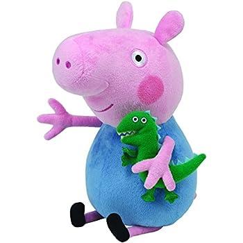 Jemini Peppa Pig Peluche 30 Cm 023801 Amazon Fr Jeux Et Jouets