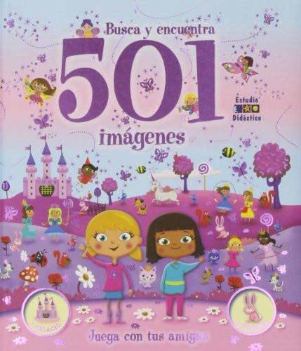 501 imágenes juega con tus amigas (Busca y encuentra)