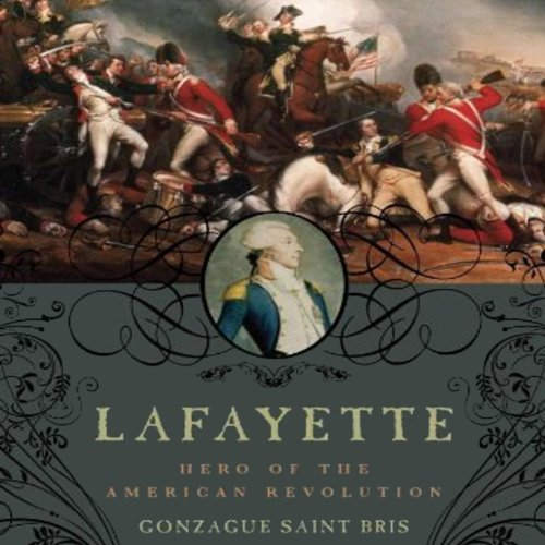 Lafayette audiobook cover art