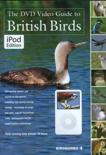 iPod DVD Guide British Birds [import anglais]