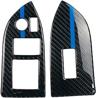 Klimakn/öpfe Audio Kreis Ring Knopfleiste Aluminiumlegierung Zubeh/ör f/ür 1 2 3 4 Serie F30 F34 F46 GT X1 F48 2013-2017 blau EINWEG