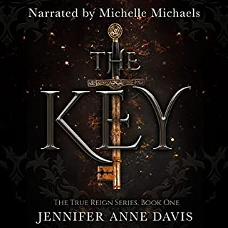 The Key (The True Reign Series)                   By:                                                                                                                                 Jennifer Anne Davis                               Narrated by:                                                                                                                                 Michelle Michaels                      Length: 8 hrs and 51 mins     153 ratings     Overall 3.9