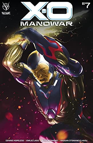 X-O Manowar (2020-) #7 (English Edition)