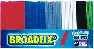 Broadfix Revolutionary Flat Shims (1, 60)