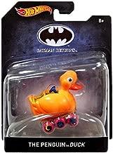Batman Returns The Penguin Duck Hot Wheels Die Cast Car 1:50 Scale