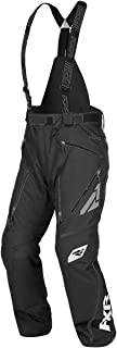FXR Mission FX Pant HydrX Pro Shell ACMT Sealed Lining Thermal Flex Insulation - Black - XXXX-Large
